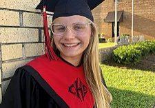 MARY HARRISON, a Cairo High School senior, has been named a 2021 Georgia Scholar.