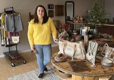 SOLOHOPE IS BACK IN CAIRO with Emilee Connell-Umanzor at the helm in the storefront where a majority of the products are made by women artisans in Honduras. Connell-Umanzor says she also sells other ethically made items from around the globe.